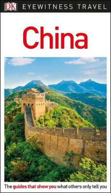 Picture of DK Eyewitness Travel Guide China