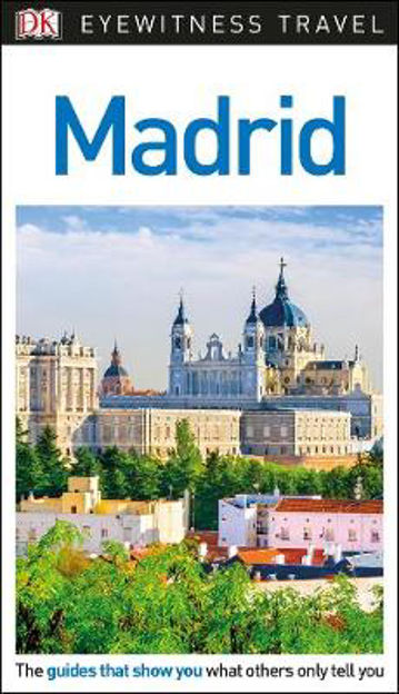 Picture of DK Eyewitness Travel Guide Madrid