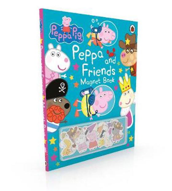 Picture of Peppa Pig: Peppa and Friends Magnet Book
