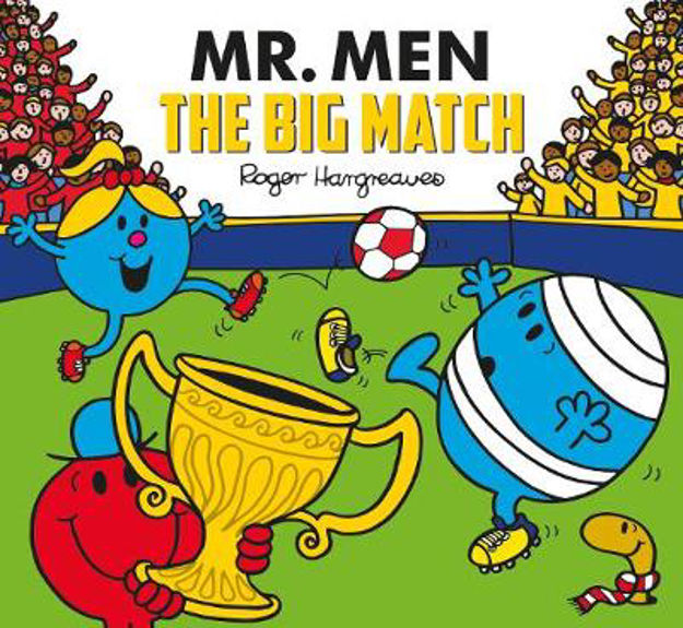 Picture of Mr. Men: The Big Match (Large format)