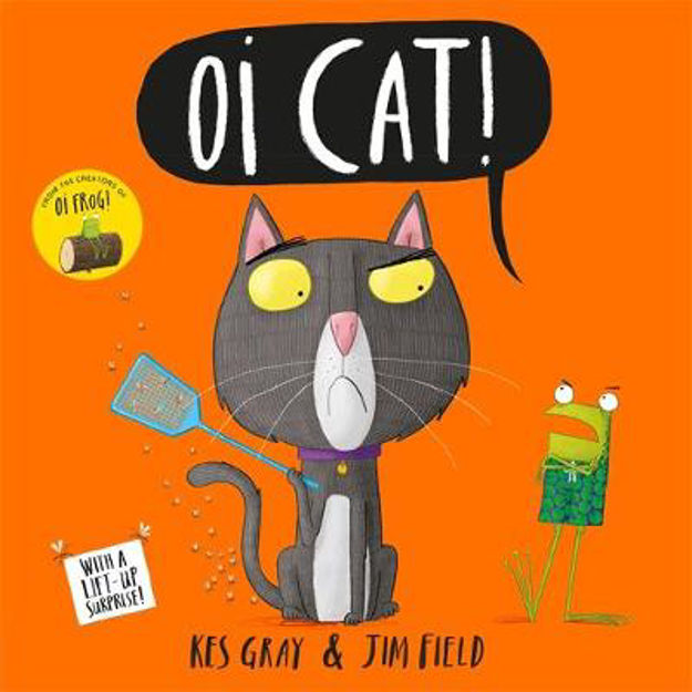 Picture of Oi Cat!
