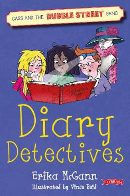 Picture of Diary Detectives