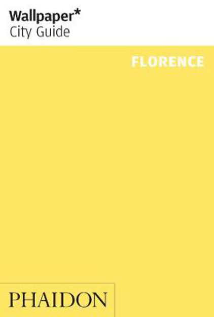 Picture of Wallpaper* City Guide Florence