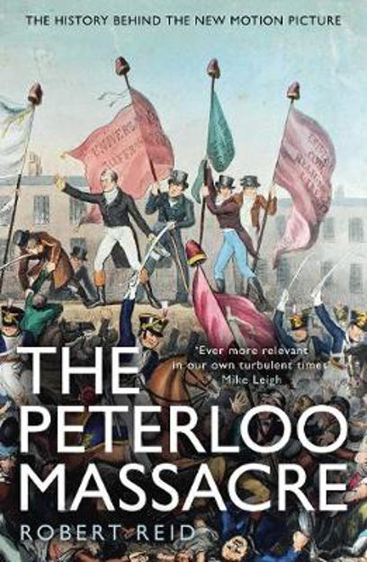 Picture of Peterloo Massacre