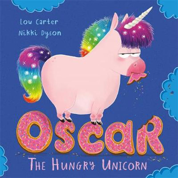 Picture of Oscar the Hungry Unicorn