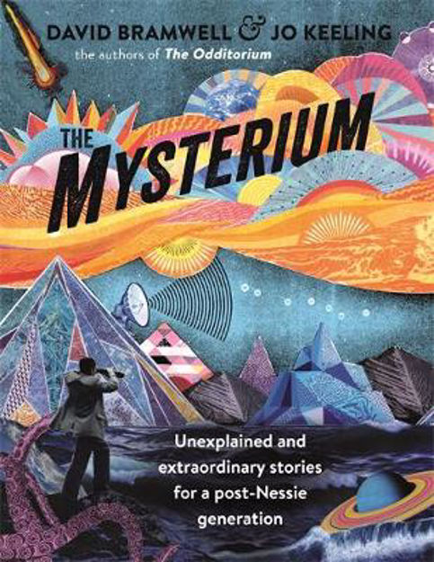 Picture of Mysterium: Unexplained & Extraordinary stories for post-nessie generation