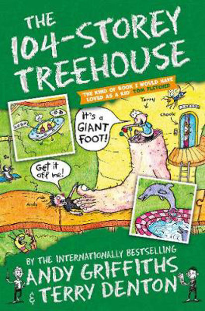 Picture of 104-Storey Treehouse