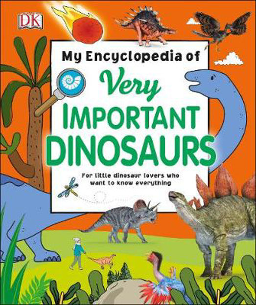 Picture of My Encyclopedia of Very Important Dinosaurs