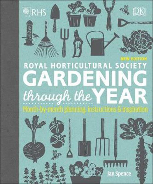 Picture of RHS Gardening Through the Year
