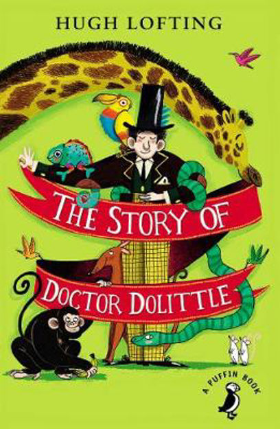 Picture of Story of Doctor Dolittle