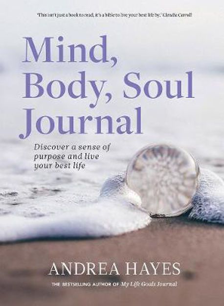 Picture of Mind, Body, Soul Journal