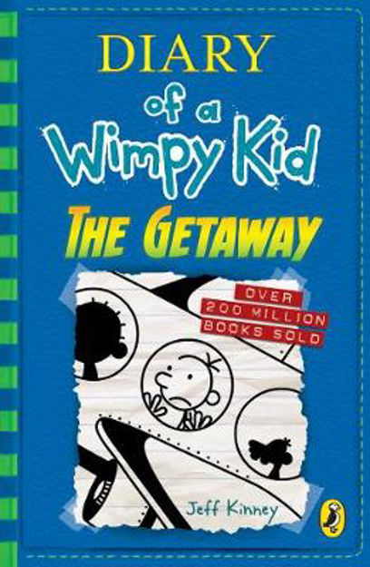 Picture of Diary of a Wimpy Kid: The Getaway (book 12)