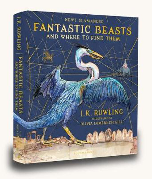 Picture of Fantastic Beasts and Where to Find Them: Illustrated Edition
