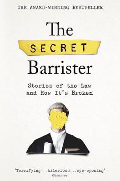 Picture of The Secret Barrister
