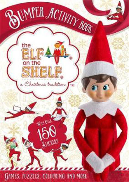 Picture of Elf on the Shelf Bumper Activity Book