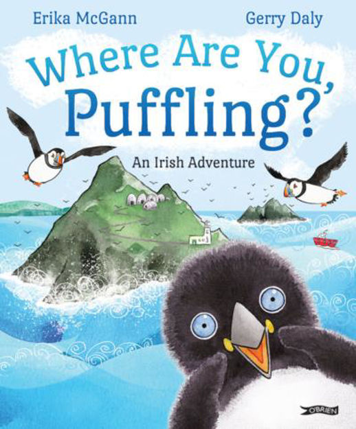 Picture of Where Are You, Puffling?: A Skellig Adventure