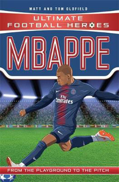 Picture of Mbappe