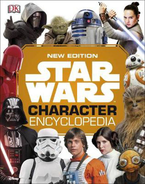 Picture of Star Wars Character Encyclopedia New Edition