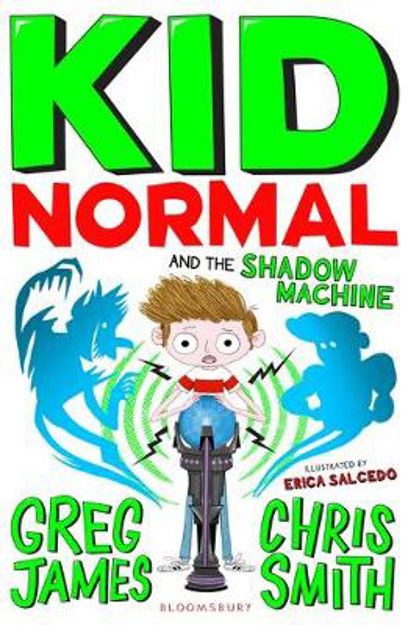Picture of Kid Normal and the Shadow Machine