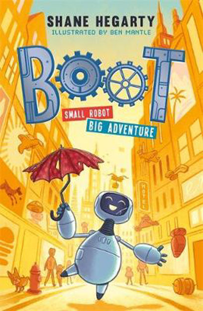 Picture of Boot: Small Robot, BIG Adventure