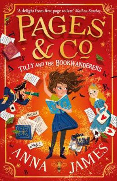 Picture of Pages & Co: Tilly and the Bookwanderers