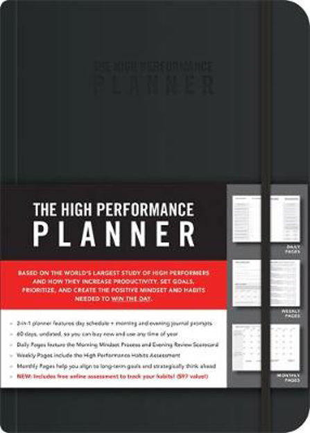 Picture of The High Performance Planner