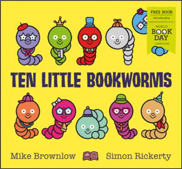 Picture of Ten Little Bookworms