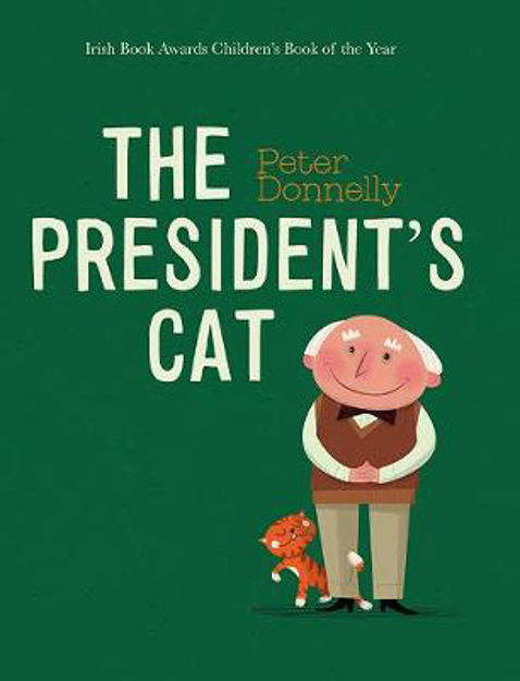 Picture of President's Cat