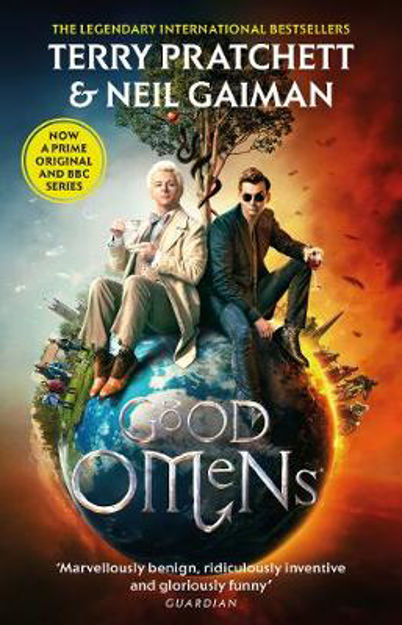 Picture of Good Omens tv tie in