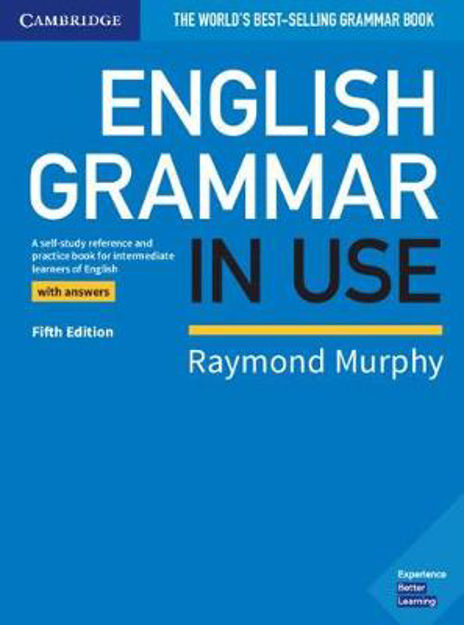 Picture of English Grammar in Use Book with Answers (Intermediate)