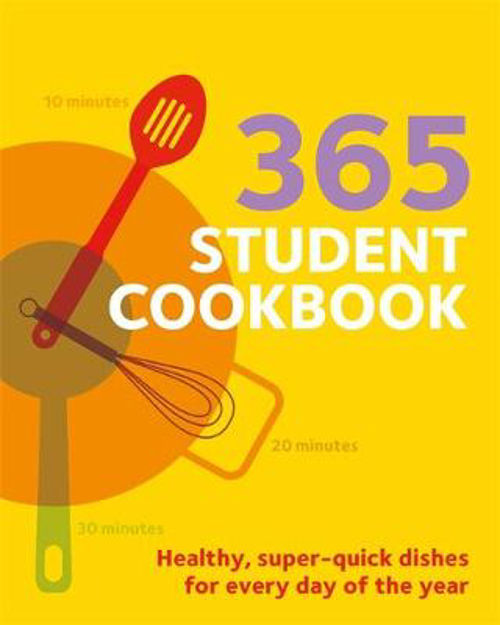 Picture of 365 Student Cookbook