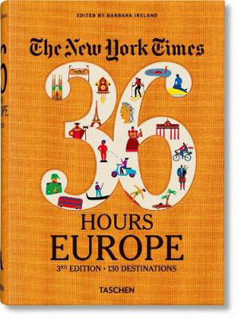 Picture of NYT 36 Hours: Europe (3rd Ed.)