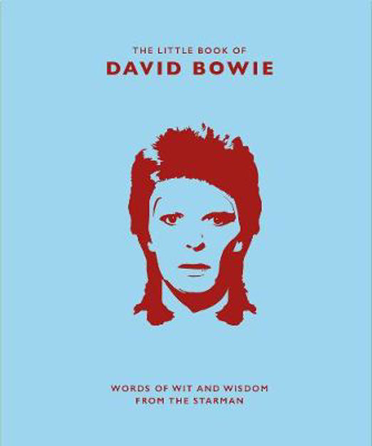 Picture of Little Book of David Bowie
