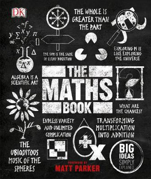 Picture of The Maths Book