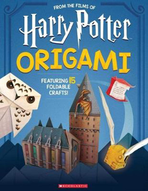 Picture of Origami: 15 Paper-Folding Projects Straight from the Wizarding World! (Harry Potter)