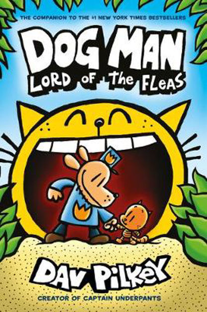 Picture of Dog Man 5: Lord of the Fleas PB
