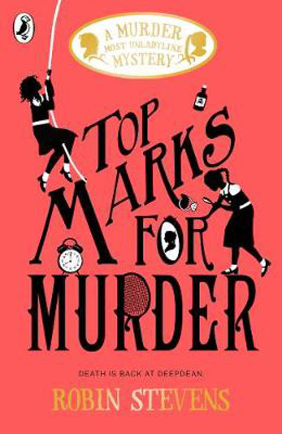Picture of Top Marks For Murder