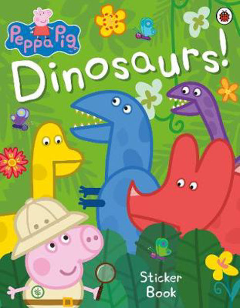 Picture of Peppa Pig: Dinosaurs! Sticker Book