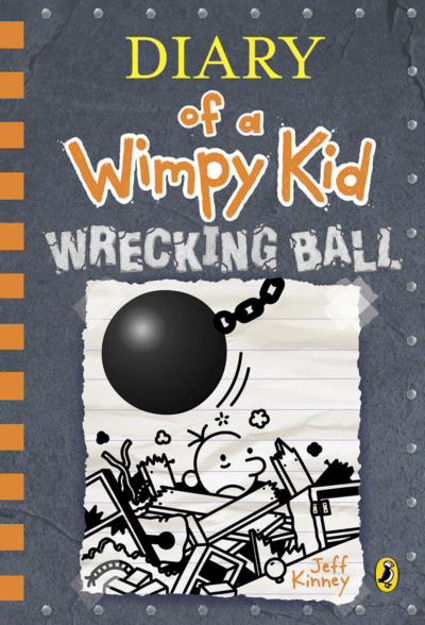 Picture of Diary of a Wimpy Kid: Wrecking Ball