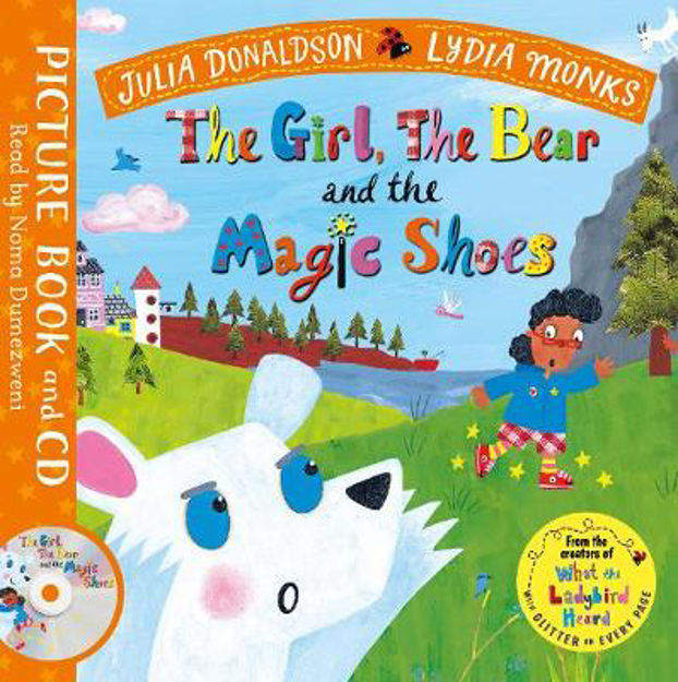 Picture of Girl, the Bear and the Magic Shoes