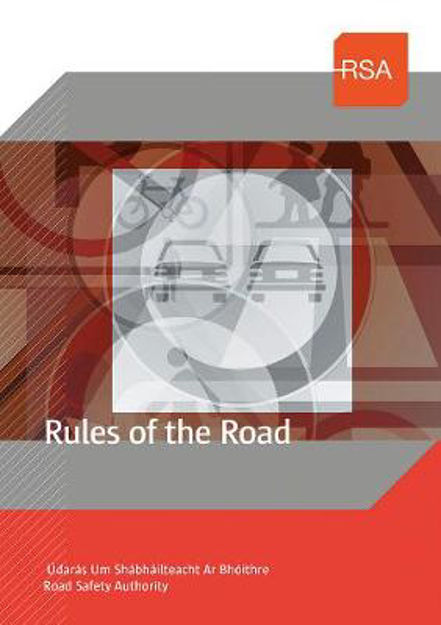 Picture of Rules of the Road 2019 Edition