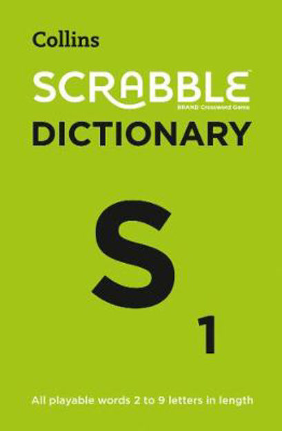 Picture of Collins Scrabble Dictionary