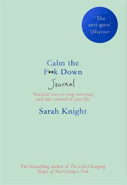 Picture of CALM THE F**K DOWN JOURNAL