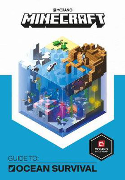 Picture of Minecraft Guide to Ocean Survival