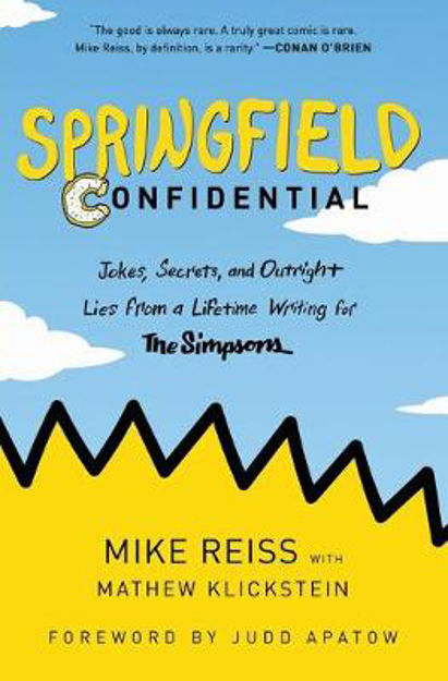Picture of springfield confidential