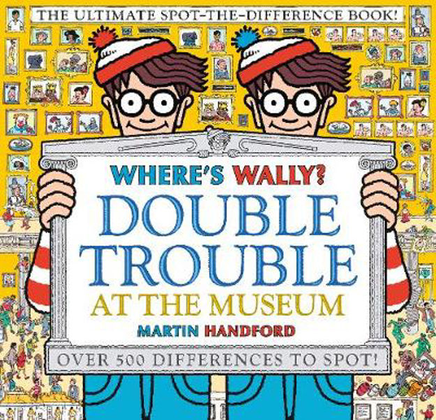 Picture of Where's Wally? Double Trouble at the Museum