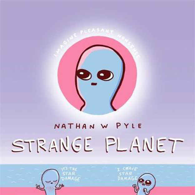 Picture of Strange Planet