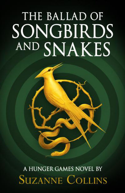 Picture of The Ballad of Songbirds and Snakes: A Hunger Games Novel