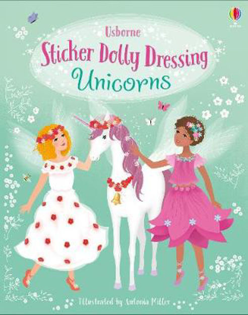 Picture of Sticker Dolly Dressing Unicorns