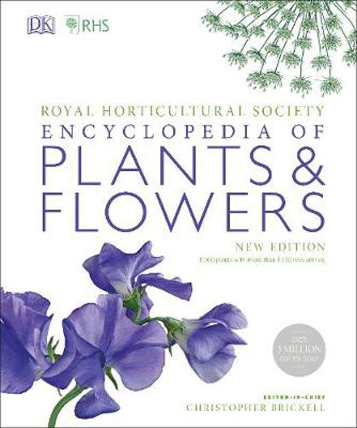 Picture of RHS Encyclopedia of Plants and Flowers